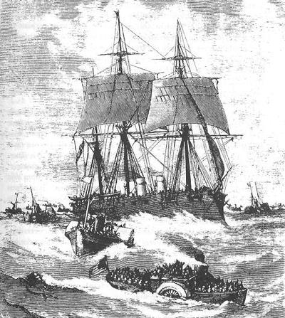 le navire jules verne
