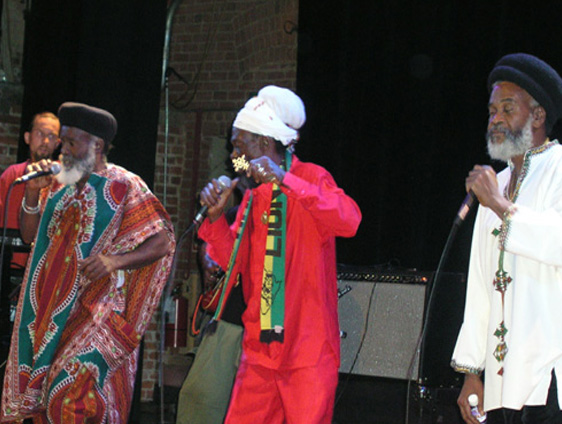 Theudericus : Reggae : The Abyssinians